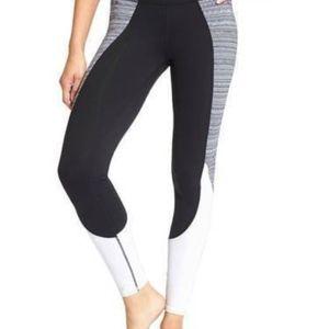 Athleta Colorblock Tights / Leggings